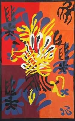 Mimosa, Henri Matisse