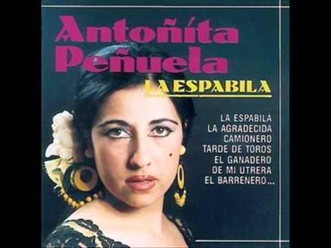 'La gitana espabilá', canción en la que Antoñita Peñuela expone a una gitana avanzada para su tiempo. como una forma de luchar contra el atraso supuestamente creído por el mundo payo de que la etnia gitana no camina al paso de la civilización.
