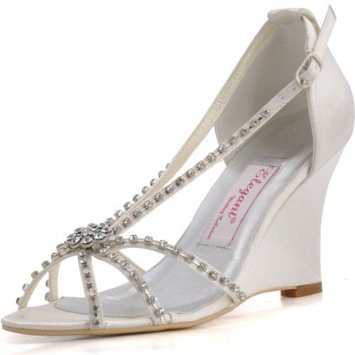 MC-023 Ivory Open Toe High Heel Shoes Rhinestone Satin Women Wedding Wedge Sandals US 3 Elegantpark,http://www.amazon.com/dp/B00CRT9WME/ref=cm_sw_r_pi_dp_vJu3sb1AJPASMJPG