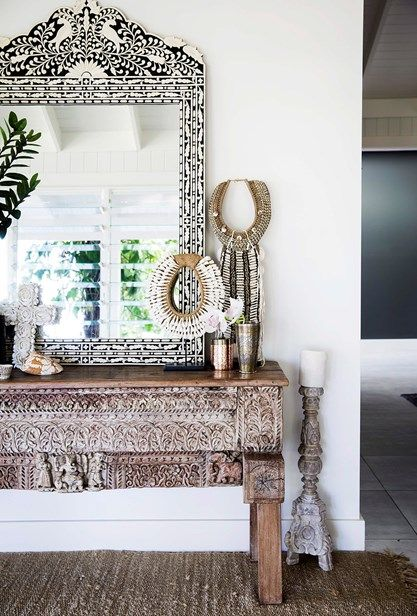 Home inspiration: Hamptons-style holiday haven - Homes, Bathroom, Kitchen & Outdoor | Home Beautiful Magazine Australia
