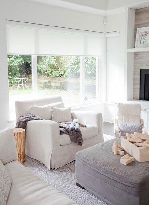 Απίθανες ιδέες για να ομορφύνετε το καθιστικό σας.. - Μένω Σπίτι