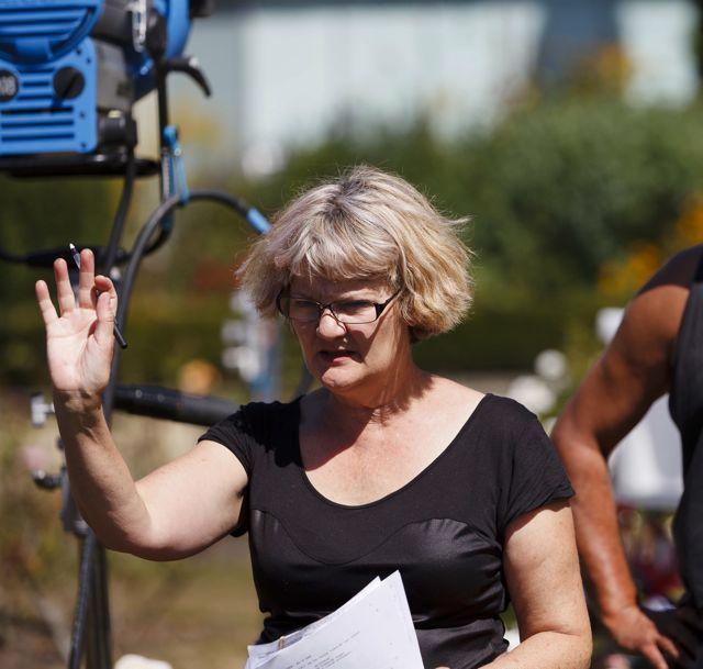 Linda Niccol, screenwriter and director, on Wellywoodwoman.