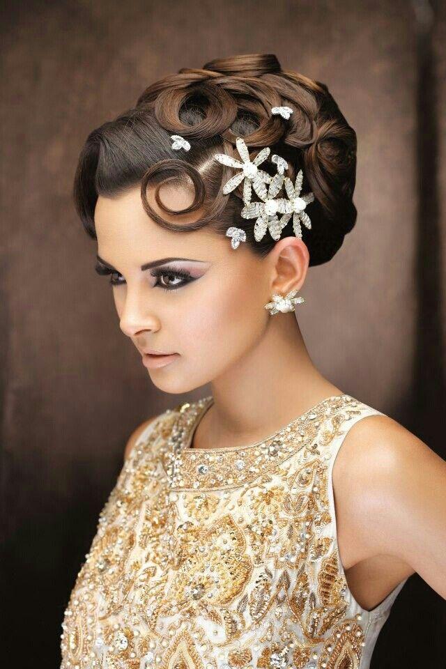 1000 Ideas About Ballroom Dance Hair On Pinterest