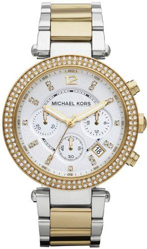 Michael Kors Women\u0027s MK5626 Parker Gold/Silver Watch