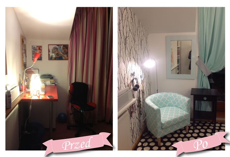 mint room for teenage girl