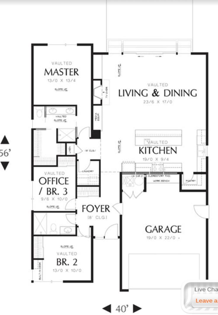 Top 129 ideas about house plans small energy efficient - Garajes para coches ...
