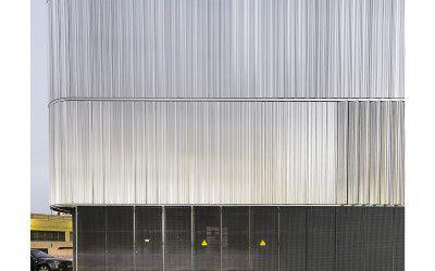 Centro de Investigación Biomédica de Aragón . Zaragoza I MTM Arquitectos