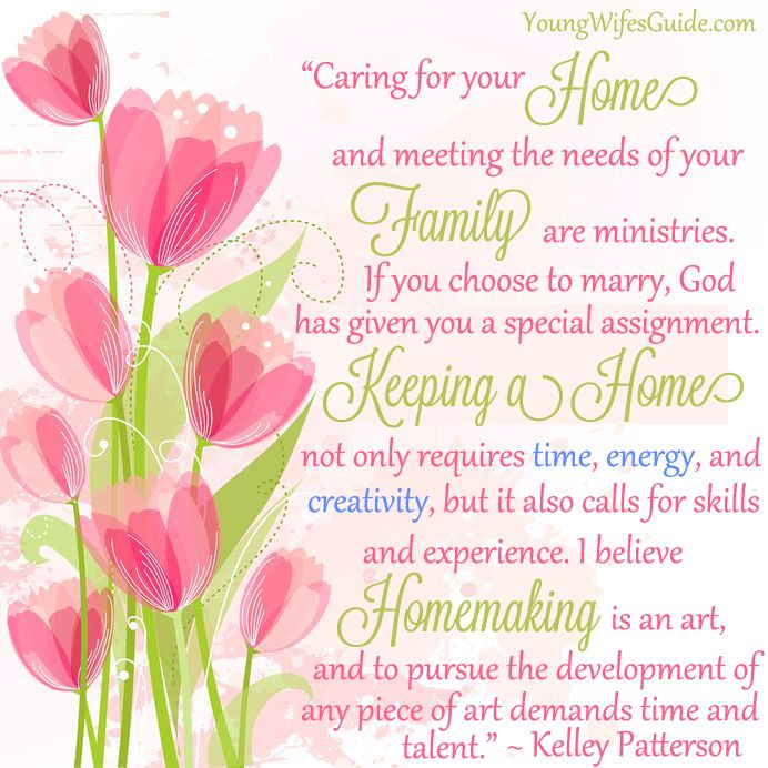 Quotes About Caring For Someone Special: 1000+ Homemaker Quotes On Pinterest