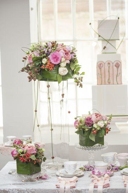 Absolutely Stunning Art Nouveau | Mackintosh Styled Bridal Shoot - Want That Wedding