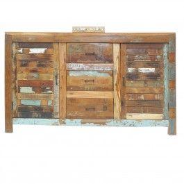 Nirvana Reclaimed Timber Sideboard 1.5m