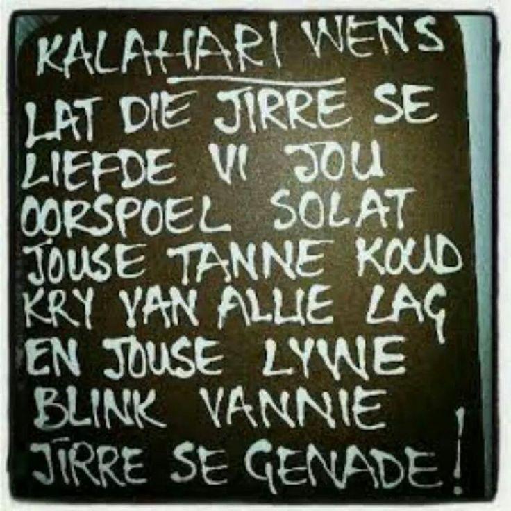 Net in Afrikaans
