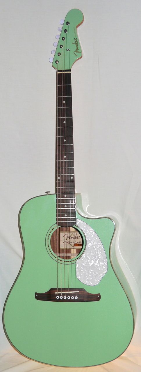 Indian Creek Guitars - Fender Sonoran SCE Acoustic Electric Guitar, Surf Green, $249.00 (http://www.indiancreekguitars.com/fender-sonoran-sce-acoustic-electric-guitar-surf-green/)
