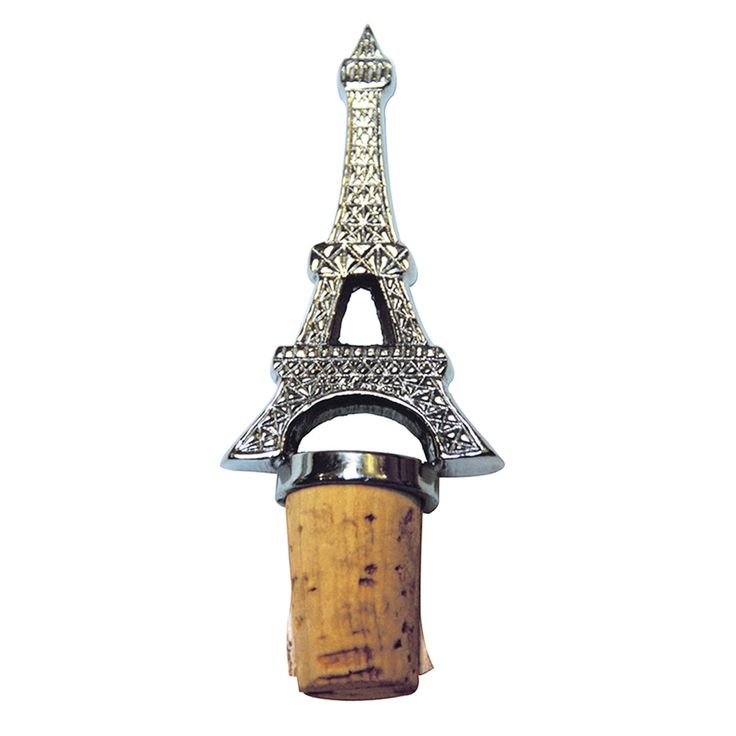 Le Eiffel Tower topping your Wine Bottle Eiffel Tower Wine Stoppers