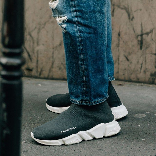 Balenciaga's Speed Trainer Is the Most