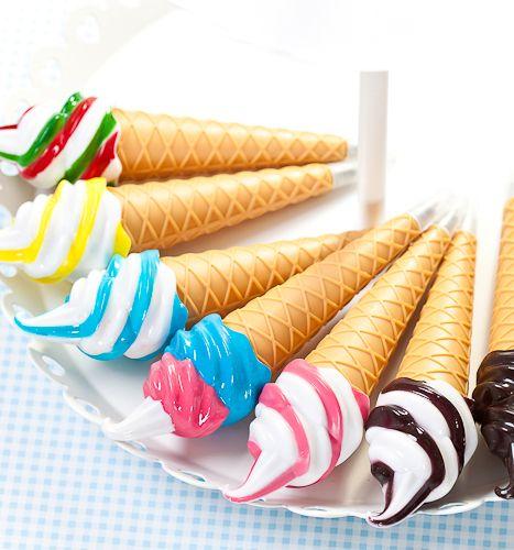 Ice cream pen from Pikku Shop | www.pikku-shop.com