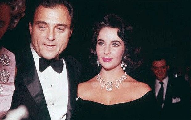Elizabeth Taylor and Mike Todd were married in 1957