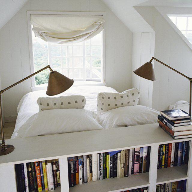 Les 25 meilleures id es de la cat gorie petites chambres for Chambre sans fenetre astuce