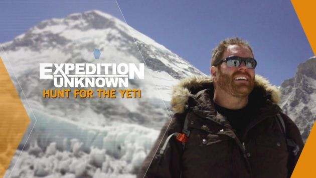 Watch Expedition Unknown: Hunt for the Yeti starting October 5 at 9/8c.