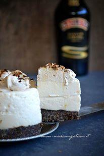 Cheesecake cremosa al Baileys