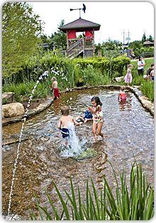 Childrenu0027s Area At Huntsville Botanical Gardens, Alabama   Travel USA    Exploration America