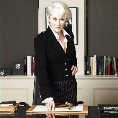 Meryl Streep - Il diavolo veste Prada