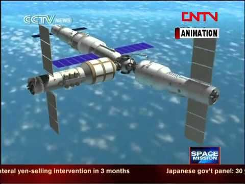 With three astronauts aboard, the successful launch of Shenzhou 10 marks the latest step towards China's goal of establishing a long-term space station by 20...