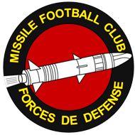 2003, Missile FC (Libreville, Gabon) #MissileFC #Libreville #Gabon (L14221)