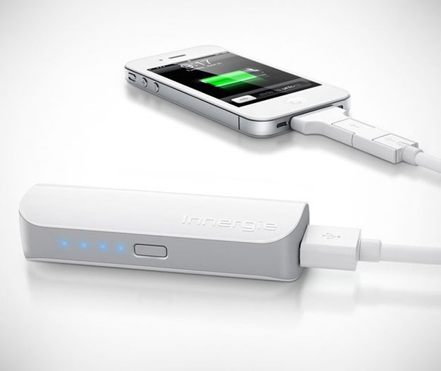 23 Music Festival Hacks That Will Make Your Experience Way More Fun |   Portable phone charger.