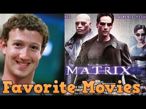 Facebook Founder Mark zukerburg Favorite movie List