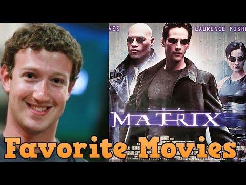 Facebook Founder Mark zukerburg Favorite movie List