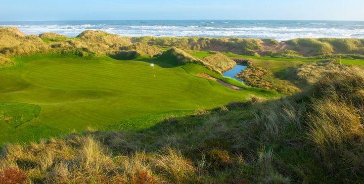 Eindeutiges Urteil: Die Experten sprechen von einem der schönsten Golfkurse der...