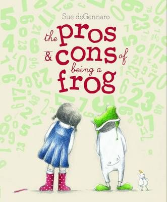 Pros and cons of being a frog - Book of the Year: Early Childhood, Shortlisted