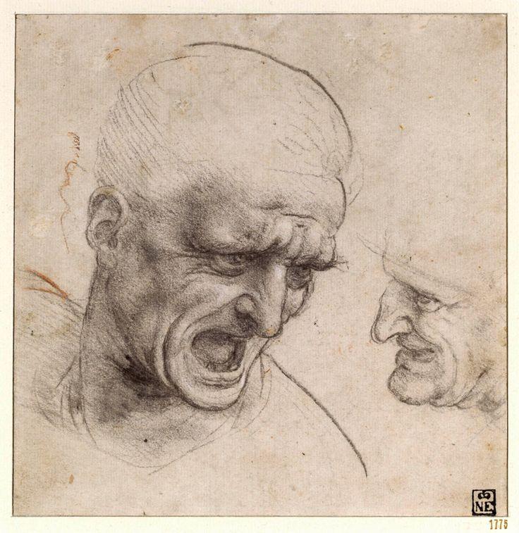 leonardo drawings - Cerca con Google