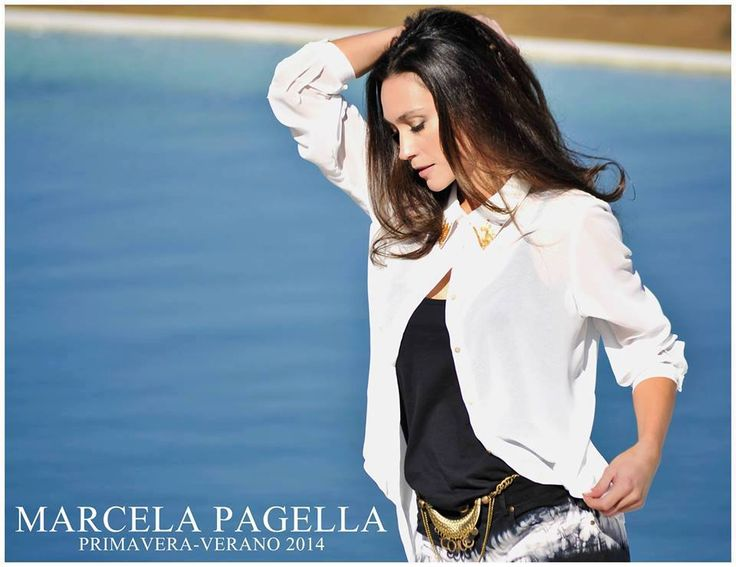 Campaña Marcela Pagella ss 2014!