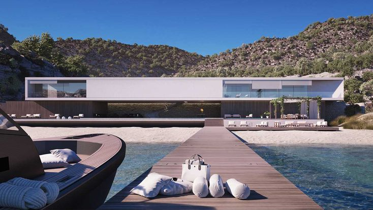 """""""Superhouses"""" designed for world's wealthiest"""