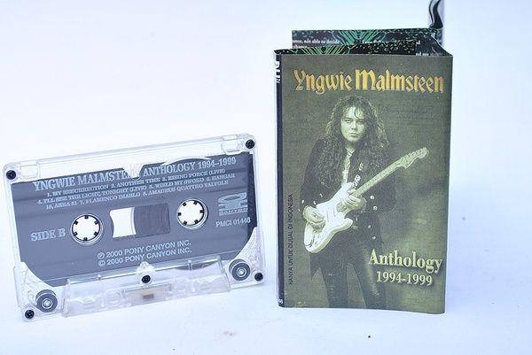 Yngwei Malmsteen -- Anthology