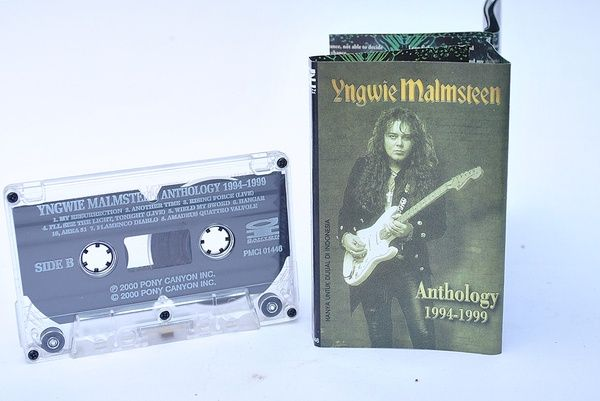 Yngwei Malmsteen -- Anthology