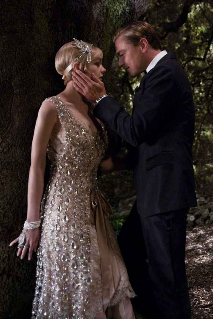 Carey Mulligan The Great Gatsby - Daisy Buchanan Tiffany Jewellery (Vogue.com UK)