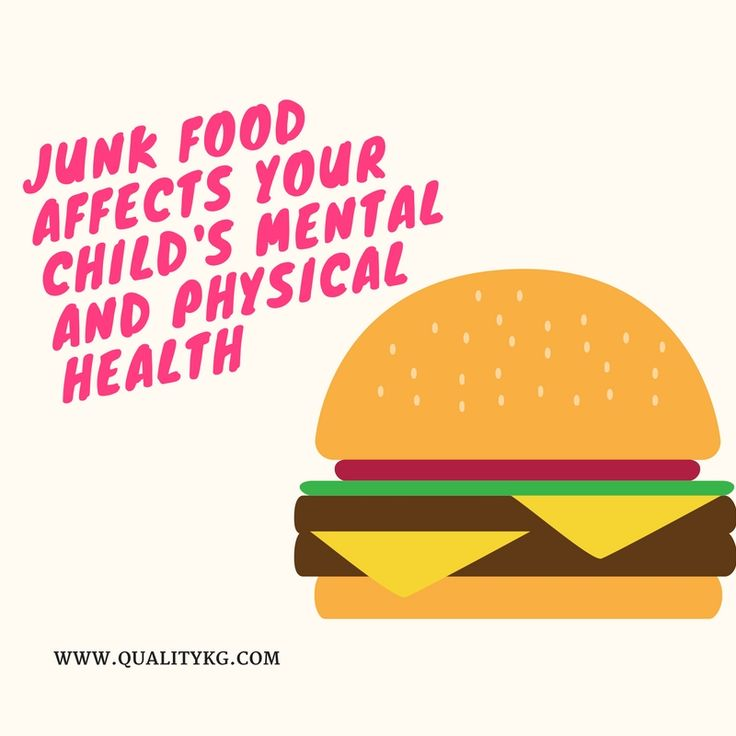 an analysis of the effects of junk foods on students Luckily, the effect that junk food has on your concentration, cognition and focus can be easily reversed by a change in your habits by choosing foods made from complex nutrients, your body breaks down the food slowly, releasing a steadier supply of energy through your metabolism.