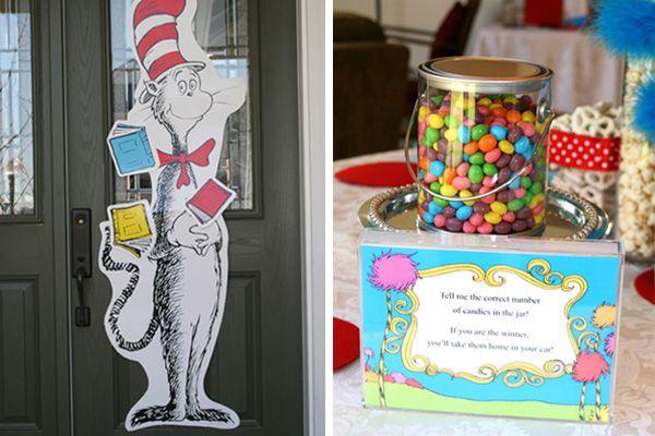 Baby Shower Themes Dr Seuss ~ Baby shower theme dr seuss kids parties pinterest