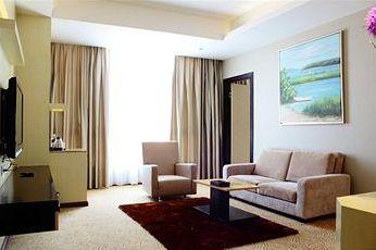 Suite Lounge at the Meritz Hotel - Miri - Malaysia