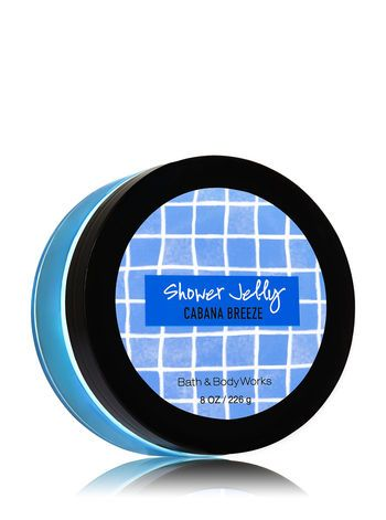 Signature Collection Cabana Breeze Shower Jelly - Bath And Body Works
