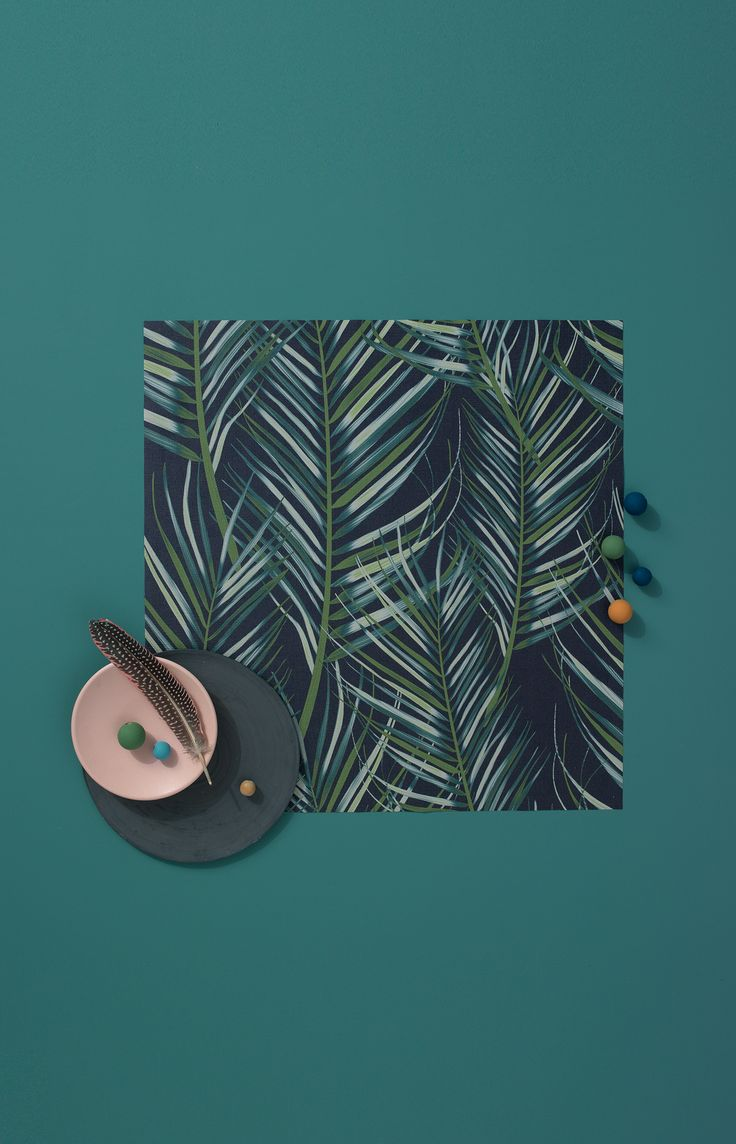Graham & Brown 2016 Wallpaper & Paint Trends « Utopia Wallpaper. Think tropical palm leaves and exotic bird prints, adding a colourful sense of luxury to the home