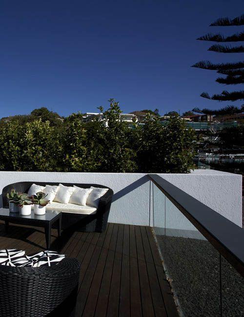 BELLEVUE HILL APARTMENT | alwill  #outdoor #architecture #entertainmentarea #concrete