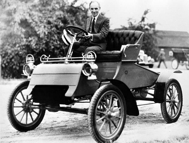 On July 23, 1903 the Ford Motor Company sold its first car. Ernest Pfenning of Chicago became Ford's first car owner.