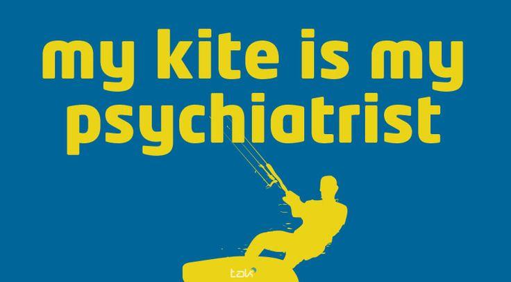 my kite is my psychiatrist