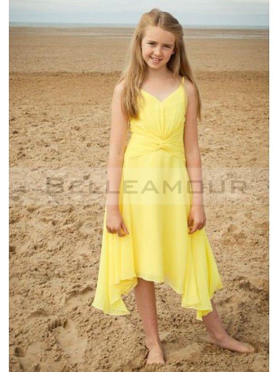 ... Jaune sur Pinterest  Robes De Demoiselle Dhonneur Jaune, Robes De