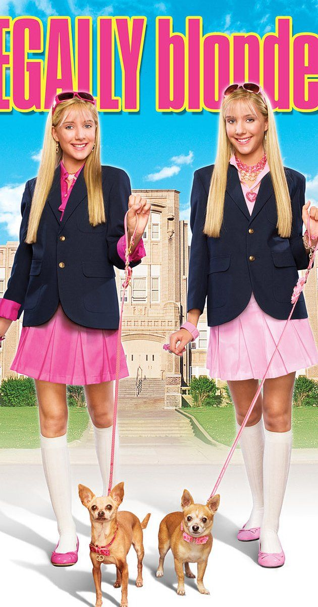 Legally Blondes (Video 2009)