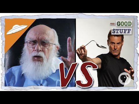 YouTube. James Randi vs. The Supernatural The Good Stuff 74,509 views