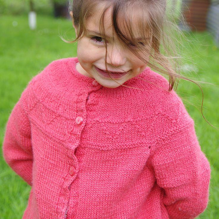 Gilet enfant #maillenameis #suzette #kesiartmodèle #marienicolasalliot